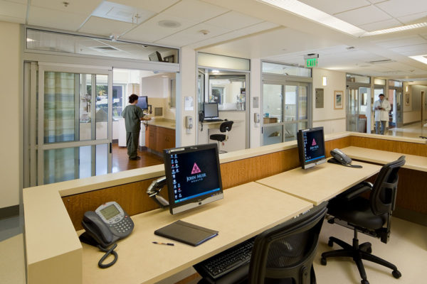 John Muir Health Center - Nurse Station